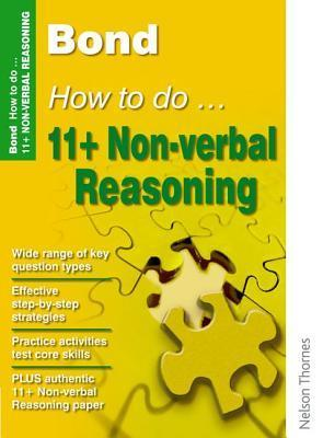 Bond How To Do 11+ Non Verbal Reasoning