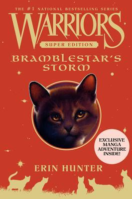 Bramblestars Storm(Warriors Super Edition 7)