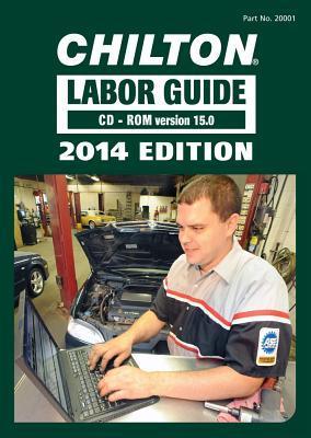 Chilton 2014 Labor Guide CD-ROM