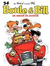 Un amour de cocker  (Boule & Bill, #34)