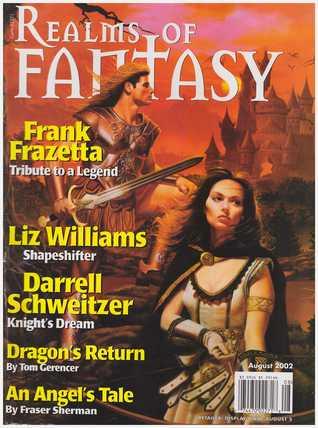 Realms of Fantasy (Volume 8 Number 6)