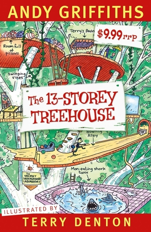 Image result for 13 story treehouse