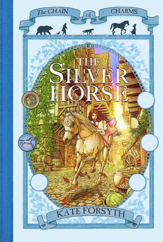 Image result for the silver horse kate forsyth book cover