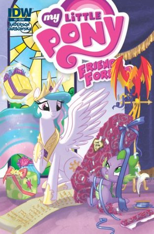 My Little Pony: Friends Forever #3 (My Little Pony Friends Forever Graphic Novel)
