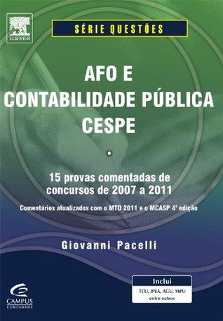 AFO e Contabilidade Pública