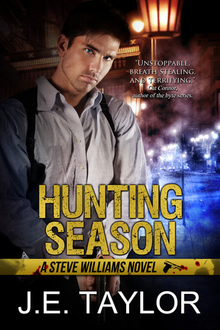 Hunting Season(Steve Williams 3)