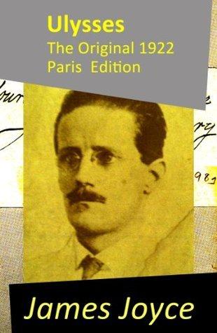 Ulysses - The Original 1922 Paris Edition
