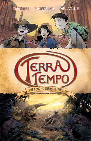 Terra Tempo: The Four Corners of Time (Terra Tempo, #2)