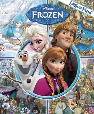 Frozen: Look and Find
