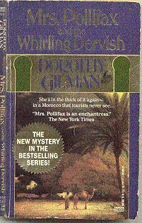 Mrs. Pollifax and the Whirling Dervish (Mrs. Pollifax, #9)
