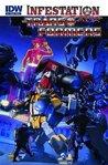 Transformers Infestation #1 by Dan Abnett