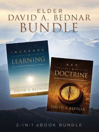 Elder David A. Bednar Bundle, 2-in-1 eBo...
