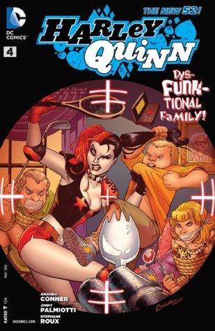 Harley Quinn (2013- ) #4