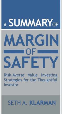 Margin Of Safety Seth Klarman Ebook