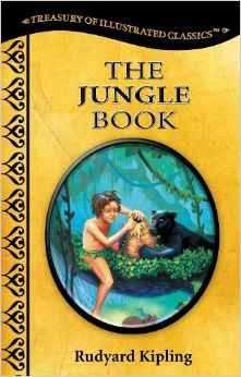 The Jungle Book (Treasury of Illustrated Classics Storybooks Collection)