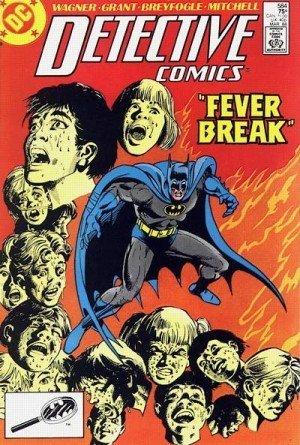 Detective Comics, #584 (Comic Book), Batman