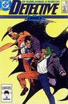 Detective Comics #581 by Mike W. Barr