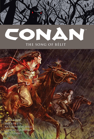 Conan, Vol. 16: The Song of Belit