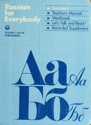 Russian For Everybody Pdf