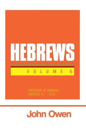 Hebrews, Volume 6 (Works Of John Owen, Volume 22)