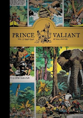 Prince Valiant, Vol. 3 by Hal  Foster