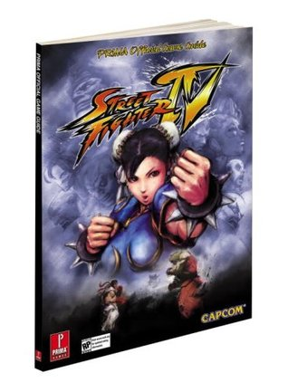 Street Fighter IV: Prima Official Game Guide