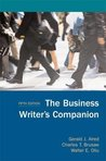 The Business Writer`s Companion (Spiral Binding) 5th EDITION