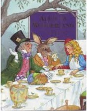 Alice in (pop-up) Wonderland