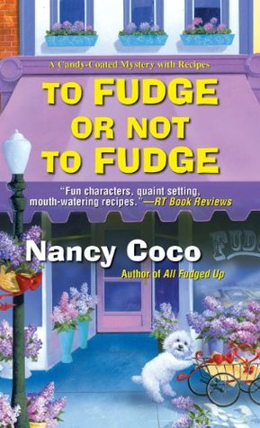 Ebook To Fudge or Not to Fudge by Nancy CoCo DOC!