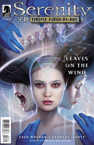 Serenity Leaves On The Wind 3 By Zack Whedon