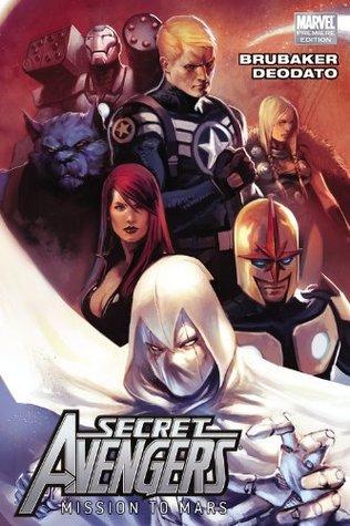 Secret Avengers, Volume 1: Mission to Mars