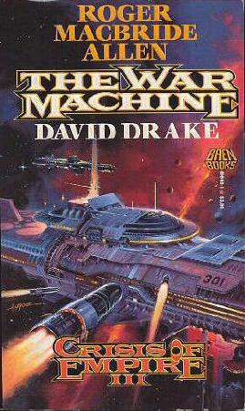 The War Machine (Crisis of Empire, #3)