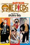 One Piece: East Blue 4-5-6, Vol. 2 (One Piece: Omnibus, #2)