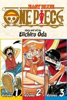 One Piece: East Blue 1-2-3, Vol. 1 (One Piece: Omnibus, #1)