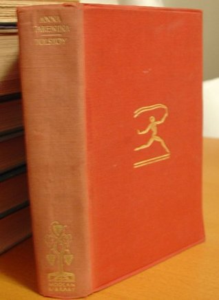 Anna Karenina Volume 1 And 2 By Leo Tolstoy