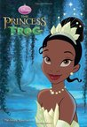 The Princess and the Frog Junior Novelization by Irene Trimble