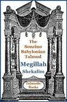 Soncino Babylonian Talmud Megillah and Shekalim