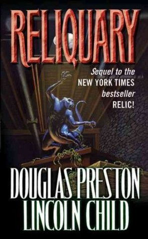 Reliquary by Douglas Preston