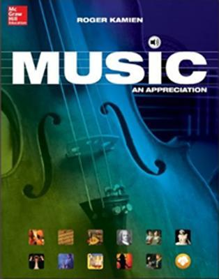 Music: An Appreciation--MP3 Music Disc