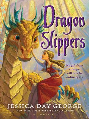 Dragon Slippers book cover