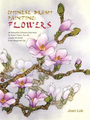 Chinese Brush Painting Flowers By Joan Lok
