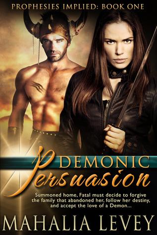 Demonic Persuasion by Mahalia Levey