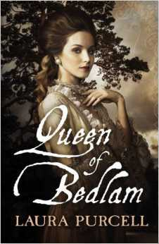 Queen of Bedlam (Georgian Queens #1)