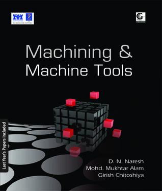 Machine Tools Book