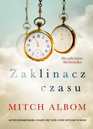 Ebook Zaklinacz czasu by Mitch Albom PDF!