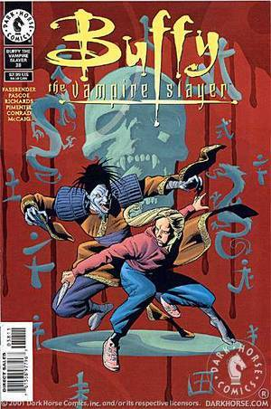 Buffy the Vampire Slayer (Comics #38)