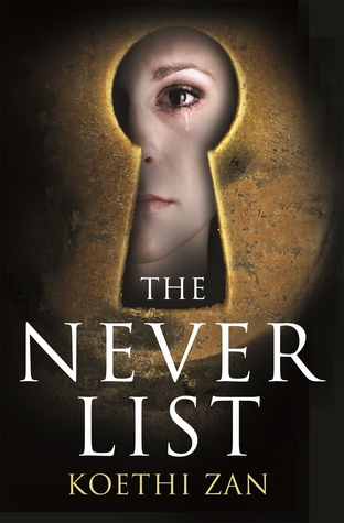 The Never List: Free First Chapter