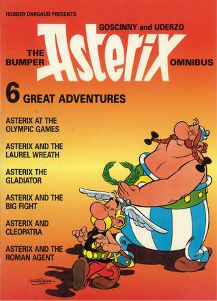 The Bumper Asterix Omnibus