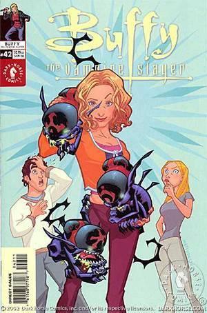 Buffy the Vampire Slayer (Comics #42)