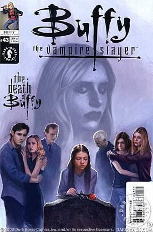 Buffy the Vampire Slayer (Comics #43)